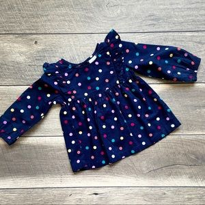 Other - Polka dots blouse